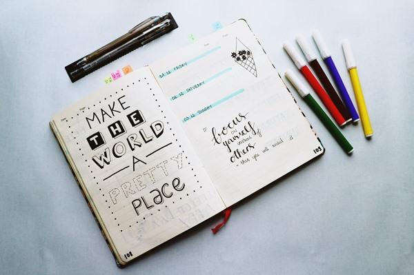 日記ブログを書こうと思ってるひと