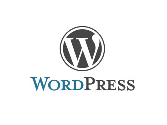 WordPress(ワードプレス)ロゴ