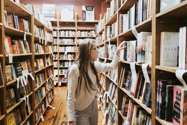 自分に合った本を探してるひと